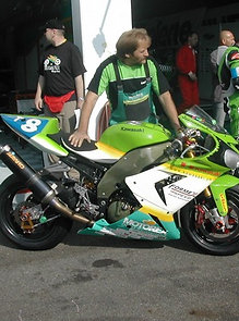 Kit Carénage ZX10R 2004-2005