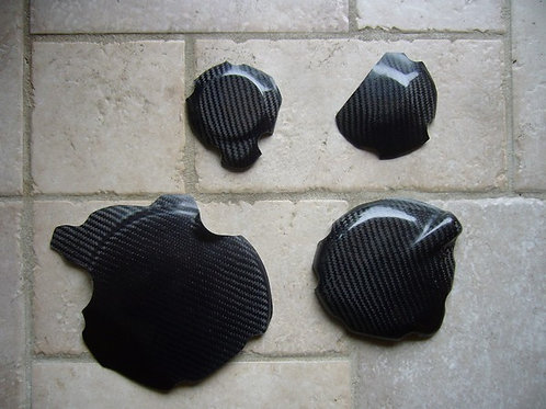 Protections carter à coller GSXR 600-750 2000 à 2005