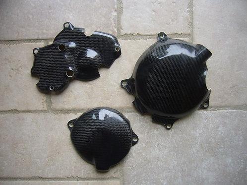 Protections carter à visser ou à coller ZX6R 2009-2020