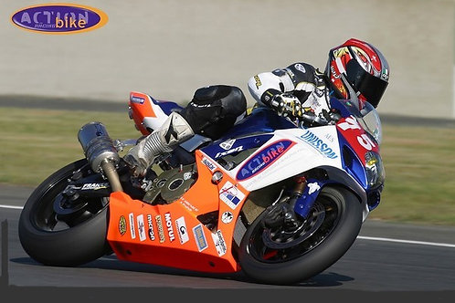 Kit Carénage GSXR 1000 2007-2008