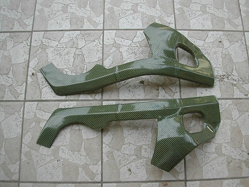 Protections cadre CBR 600 2003-2006