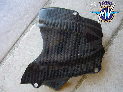 Protection pignon sortie boite de vitesse MV 675 F3 2012-2013