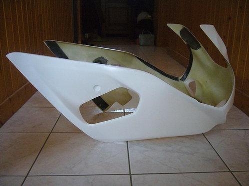 Tête de fourche GSXR 600-750 2000-2003