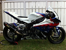 Kit Carénage BMW S1000RR 2012-2014