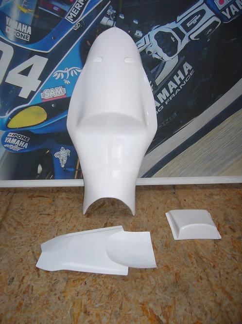 Selle racing + dessous de selle ZX6R 2003-2004