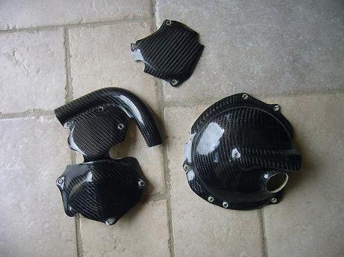 Protections carter à coller ou à visser ZX10R 2004-2005