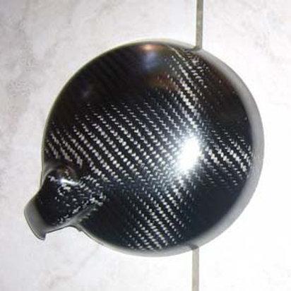 Protection carter alternateur à coller RC30 1987-1992