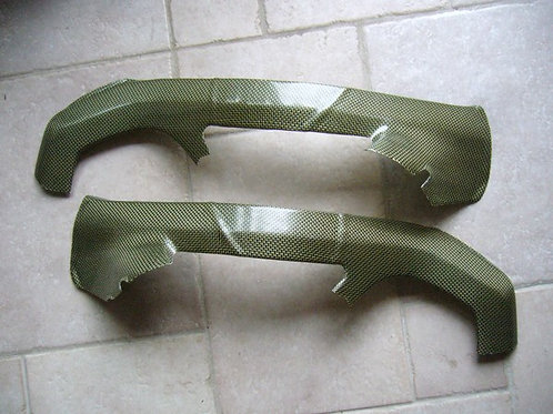 Protections cadre CBR 1000 2004-2007