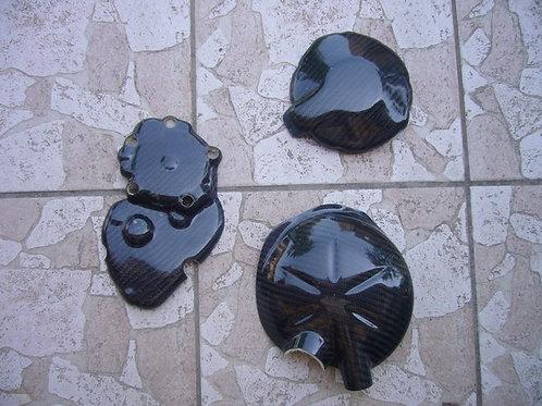 carter à coller moto : ZX6R 2007 - 2008