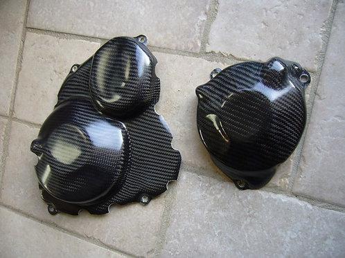 Protections carter à coller ou à visser CBR 600 2003-2006
