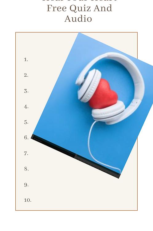 Free Download Childhood Healing Audio and Free Healing Quiz