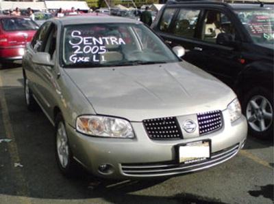 Sentra 2005, Manzanillo