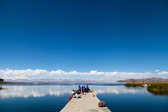 Lago Titicaca - Bolivia