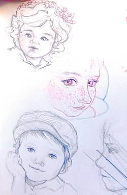 Face Sketch04 - Summer Rain.jpg