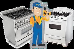Oven rpair and Range repair Stove repair