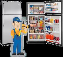 Refrigerator Freezer installation Servic