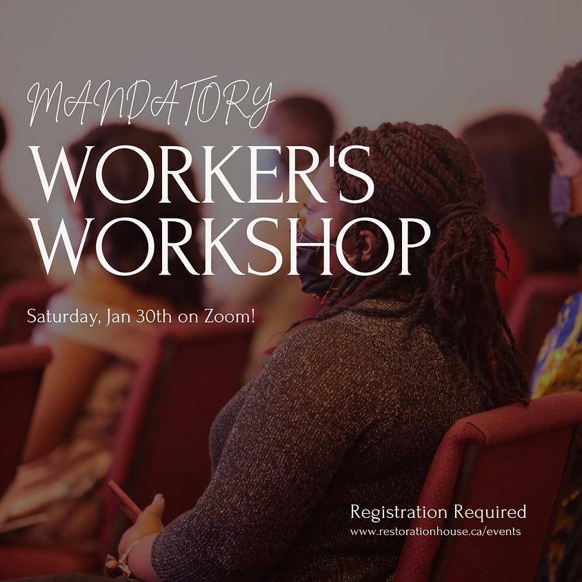 Worker's Workshop - Deeper in His Service (1)