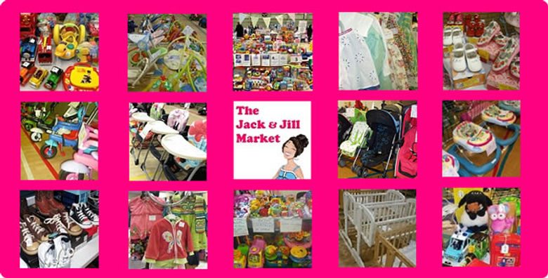 Market for nearly-new items coming to Livingston Sunday 26th January