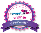#Tweetursis winner Bez CReations
