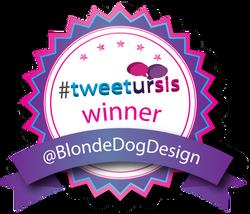 Tweetursis Blonde Dog Designs