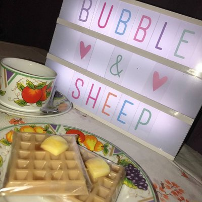 Bubble and Sheep