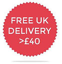 Free Delivery when you spend £40 or more!!