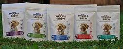 Pet Boutique Woof & Brew Dog food