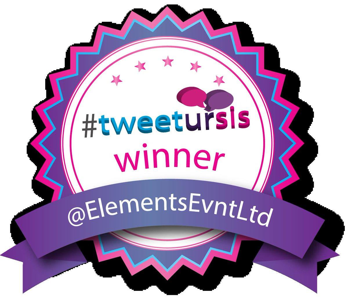 Winner 2nd May 2017 Elementsevntld