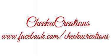 Cheeku Creations Handmade Designs & crafts, promoted by TweetUrBizUK