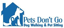 Pets Dont Go!!