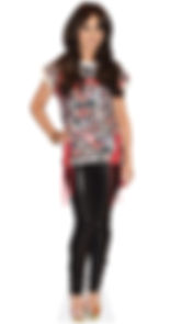 Mini Cheryl Cut out