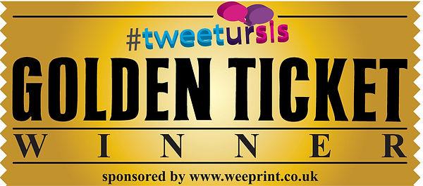 #Tweetursis Golden Ticket Winner