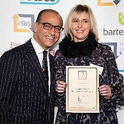 Pictures with #SBS Host Theo Paphitis from Dragons Den