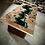 Thumbnail: Big Leaf Maple Dining Table   Desk   Breadboard Ends   Walnut Base