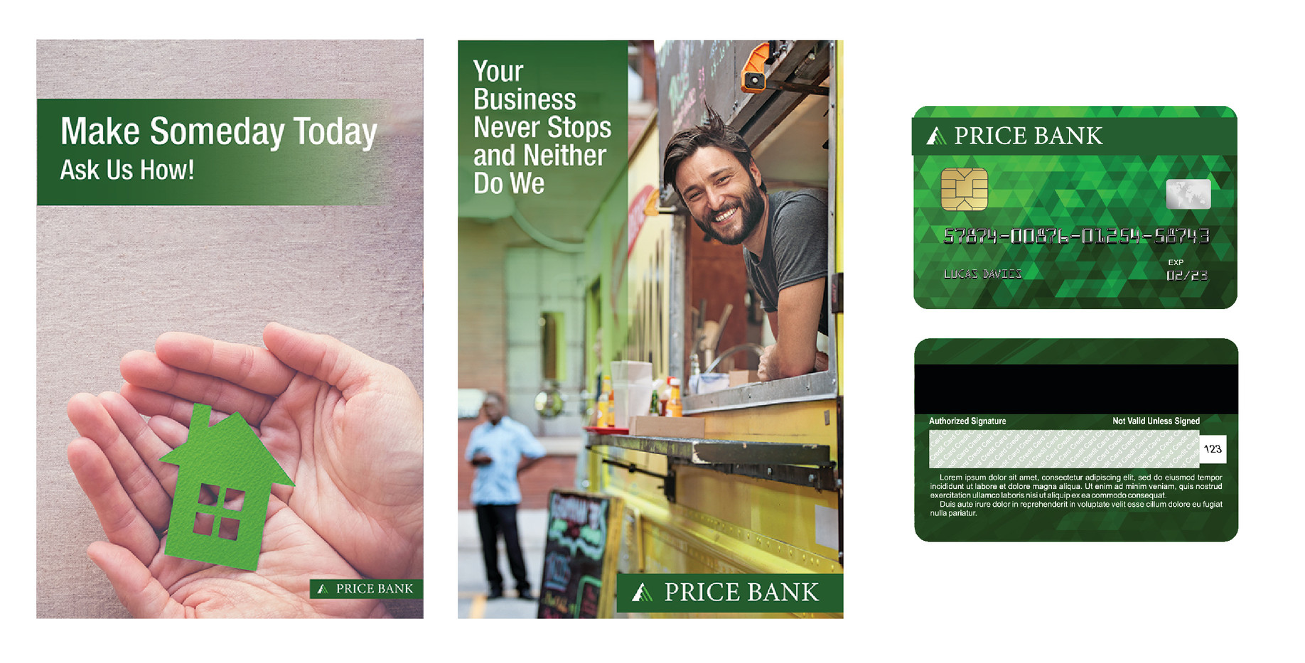 Price Bank