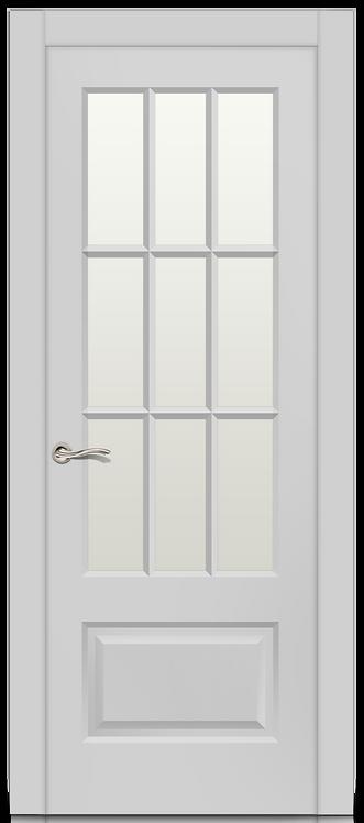 Олимп-2 Белое стекло