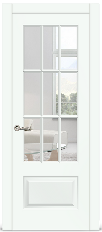 Олимп-2 Прозрачное стекло