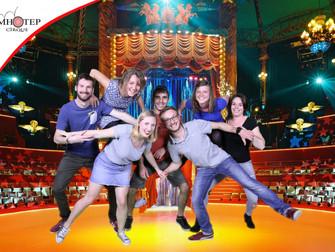 Soirée Cabaret à l'école de cirque de Villenave d'Ornon. Exploits garantis!