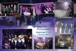 Inauguration Mercedes