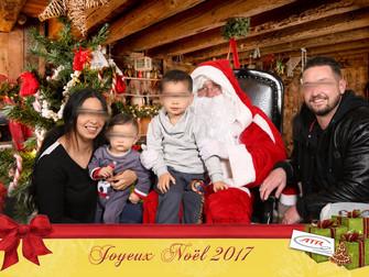 Voyage dans l'atelier du père Noël