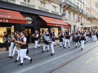 La Bandaléo joue avec Nadau à Bordeaux