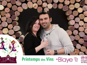 PRINTEMPS DES VINS DE BLAYE 2016