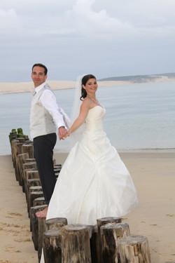 Photo mariage cap ferret plage 20.jpg