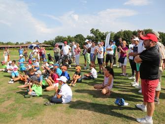 Stage découverte pour les enfants au golf du Médoc