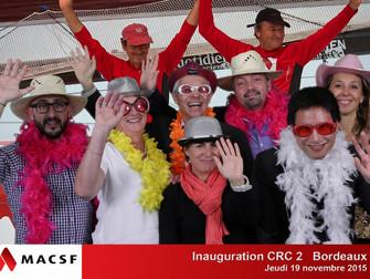 Inauguration MACSF