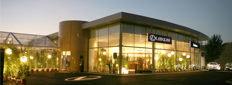 Inauguration Lexus