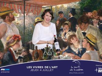 Quand les communicants d'Aquitaine se retrouvent pour une soirée