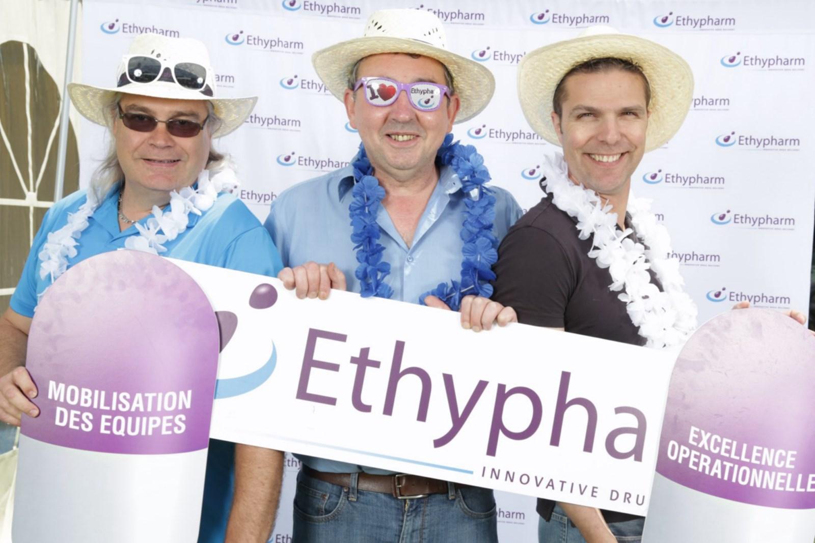 PHOTO CALL ETHYPHARM