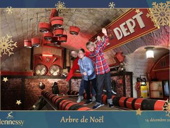 Un Noël plein d'aventures et d'exploits dans une grande entreprise de Cognac