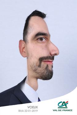 Face profil